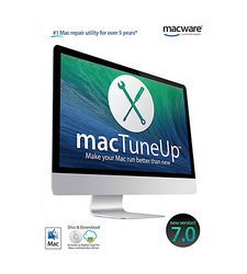 MacTuneUp 6.0 - For Mac - Traditional Disc