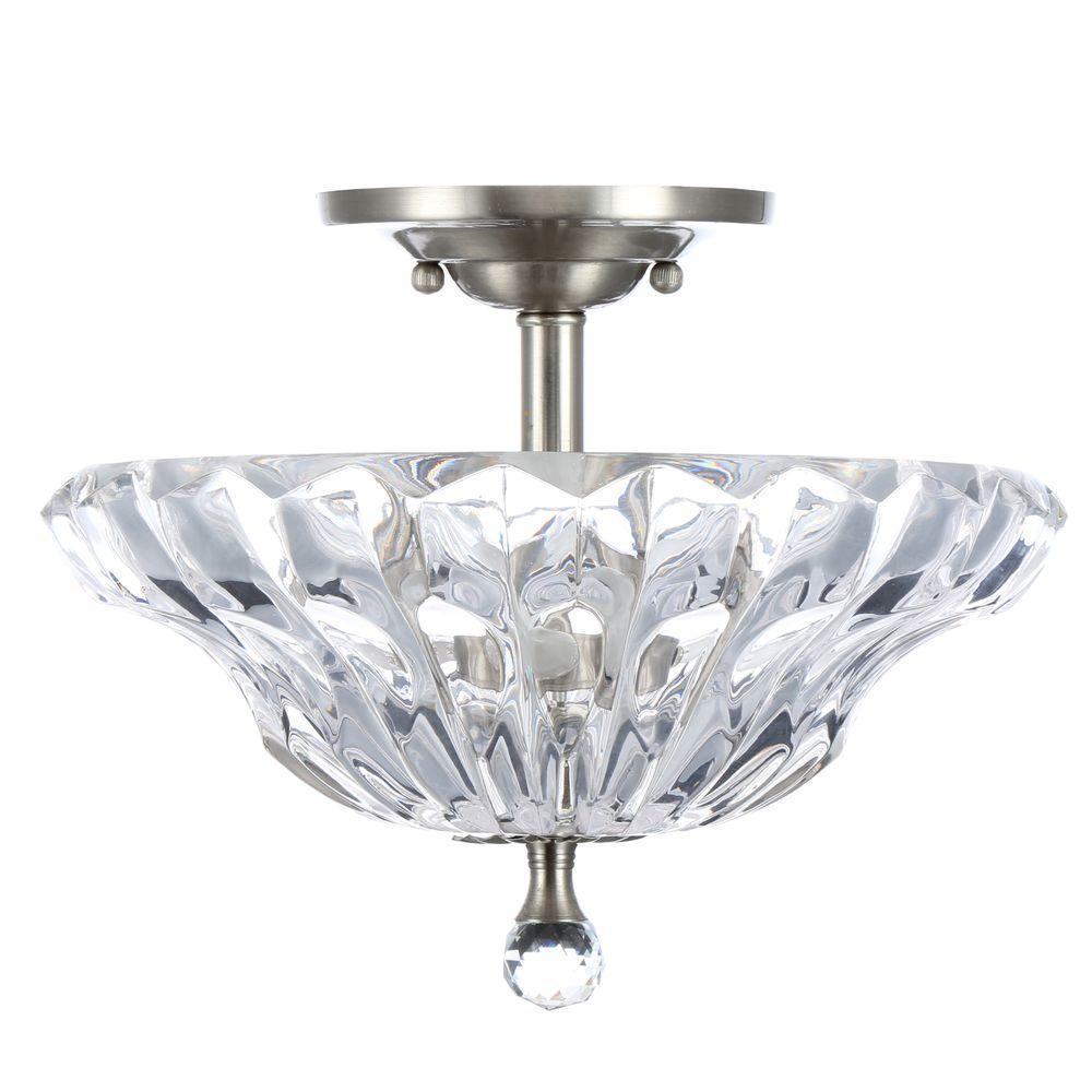 Gh11235pc meridith 3 light polished chrome crystal semi flush mount gh11235pc meridith 3 light polished chrome crystal semi flush mount light arubaitofo Gallery