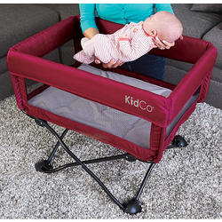KidCo DreamPod Portable Bassinet - Maroon