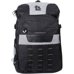 Concept One MLB St. Louis Cardinals Franchise Backpack - Black