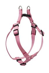 """Weaver Leather Prism Step-n-Go Harness, Pink, 1"""" x 20""""-33"""" Girth Size/Large"""
