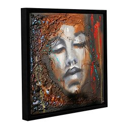 14in H X 14in W Framed No More Sorrow by Susi Franco - 1 Piece