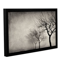 12in H X 18in W Framed Early Morning Sepia by Cora Niele - 1 Piece