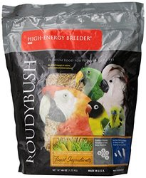 Roudybush 44-oz. High Energy Breeder Bird Food - Mini Pellets