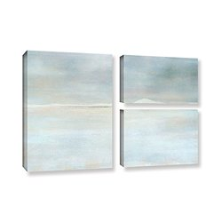 Landscape Snow by Cora Niele - 3 Pieces