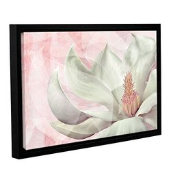 Cora Niele's Focus Track Gallery Wrapped Floater Framed Canvas - 16x24""