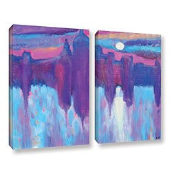 "ArtWall Susi Franco's Venice Gallery Wrapped Canvas Set - 24"" X 32"" - 2Pc"