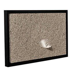 "ArtWall Cora Niele's Beach Find IV Gallery Framed Canvas - 12"" X 18"""