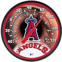 MLB Anaheim Angels Thermometer