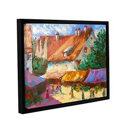 """Susi Franco's Gallery Wrapped Floater-Framed Canvas - 18 by 24"""""""