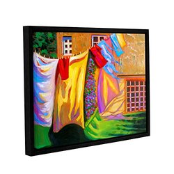 """ArtWall Susi Franco's French Laundry Gallery Framed Canvas - 14"""" X 18"""""""