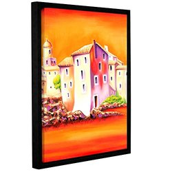 "ArtWall Susi Franco's Sunset Gallery Framed Canvas - 24"" by 32"""