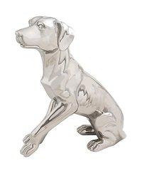 """Deco 79 Ceramic Dog Sculpture - 16"""" X 18"""""""