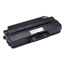 Dell Yield Toner Cartridge for Mono Laser Printers - Black