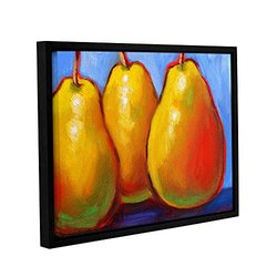 14in H X 18in W Framed Gang Of Pears by Susi Franco - 1 Piece