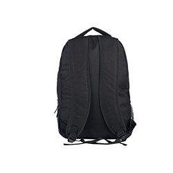 MLB Atlanta Braves DraftDay Backpack, 18-Inch, Black