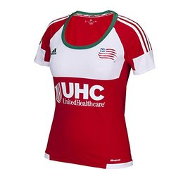 MLS New England Revolution Women's Replica Team Jersey - Red - Size: Large