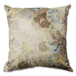 Pillow Perfect Windflower Celestial Throw Pillow - 16.5""