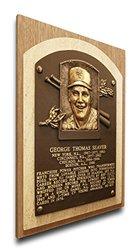 MLB New York Mets Tom Seaver Baseball Hall of Fame Plaque on Canvas