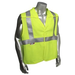 Radians SV94-2VGSFR-3X Radwear Breakaway Modacrylic FR Class 2 Solid Vest with Hook and Loop Closure