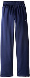 Speedo Big Boys' Youth Streamline Pant - Navy - Size: Small