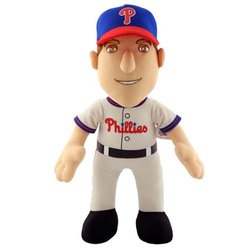 MLB Philadelphia Phillies Roy Halladay 14-Inch Plush Doll