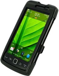 Monaco 29066 Aluminum Case for BlackBerry Torch 9850 9860 - Non-Retail Packaging - Black