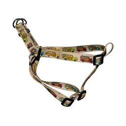 Yellow Dog Design Step-In Harness, Large, Woodies