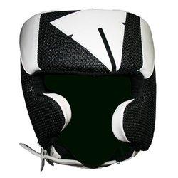 THROWDOWN Hybrid Air Max Headgear, Black, Small