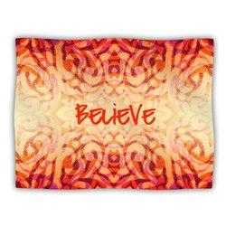 "Kess InHouse Alveron ""Tribal Believer"" Blanket, 60 by 50-Inch"