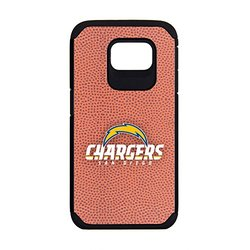 NFL San Diego Chargers Football Pebble Samsung Galaxy S6 Case - Brown