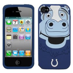 NFL Indianapolis Colts Mascot Soft Iphone Case
