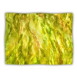 "Kess InHouse Rosie Brown ""Tropical Delight"" Fleece Blanket, 60 by 50-Inch"