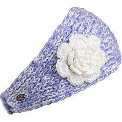 FU-R Headwear - Women's Toaster, Fleece Lined Hand Knit Headband, Lavender, One Size