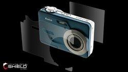 InvisibleShield for Kodak EasyShare C160 (Full Body)