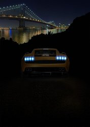 Halo Automotive Icis Blue LED 7440 Bulb - Single Pack