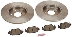 Autospecialty KOE1390 1-Click OE Replacement Brake Kit