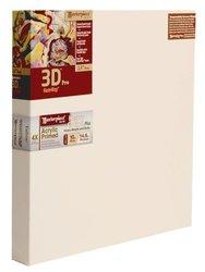 """Masterpiece 3D PRO 12 x 72"""" Tahoe 10oz Triple Acrylic Primed Cotton Canvas"""