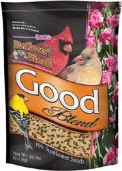 F.M. Brown's Bird Lovers Blend, 20-Pound, Good Blend
