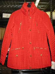 Michael Kors Women's Jacket - Red - Size: Small