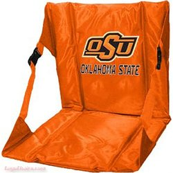 NCAA Oklahoma State Cowboys Adult Stadium Seat - Orange
