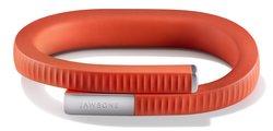 Jawbone UP24 Bluetooth Fitness Activity Tracker - Orange - Medium