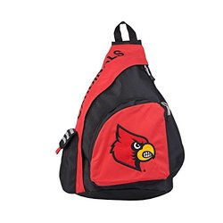 NCAA Iowa State Cyclones Leadoff Sling Backpack - Black/Red