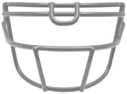 Schutt Sports Youth ROPO-UB-YF Super Pro Carbon Steel Football Faceguard, Gray