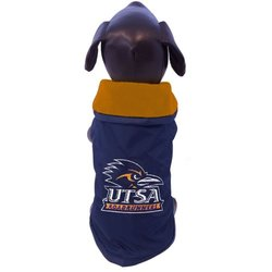 NCAA Texas San Antonio Roadrunners All Weather-Resistant Protective Dog Outerwear, Small