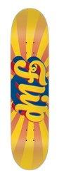 Flip Team Sunrizer Deck, 32.2-Inch x 8-Inch