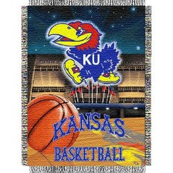 NCAA Kansas State Wildcats 48-Inch-by-60-Inch Acrylic Tapestry Throw