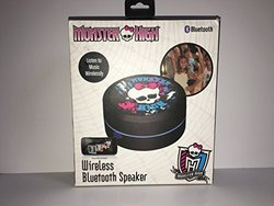 Monster High Aged Up Wireless Bluetooth Speaker