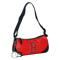 MLB Boston Red Sox Helga Handbag - Red - Size: Small