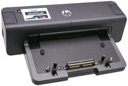 HP 2012 90W Docking Station - Black (A7E32AA#ABA)